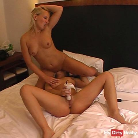 Maria Mia and Gina-Blonde part 4