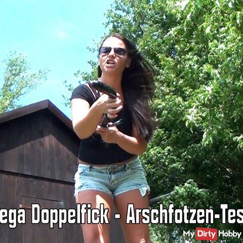 Mega Doppelfick - Arschfotzen-Test!