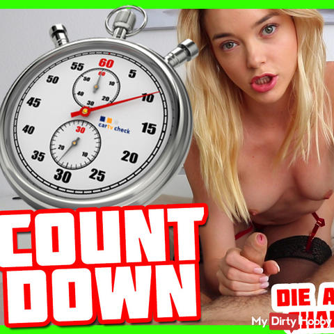 COUNTDOWN Challenge - Dirty-Talk JOI | Anny Aurora
