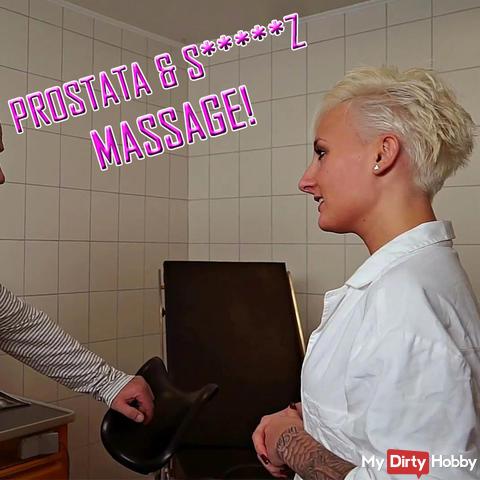 Prostata und schw**zmassage