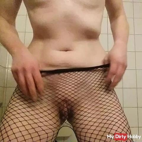 My new net tights