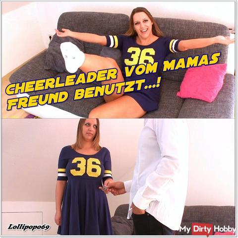 Cheerleader from Mom's friend