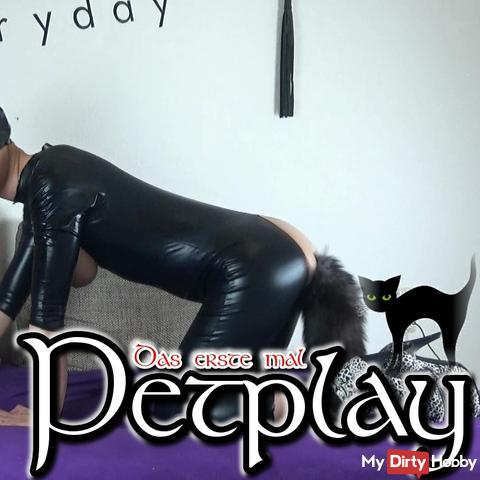 My first petplay