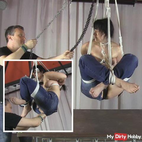 Suspension - clothes cut off 2