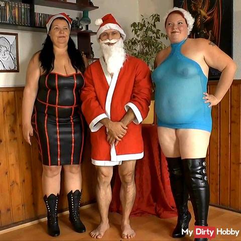 Weihnachtstürchen 12