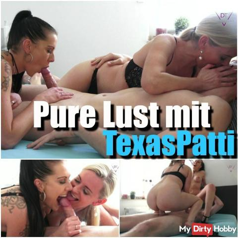 Pure lust with Texas Patti