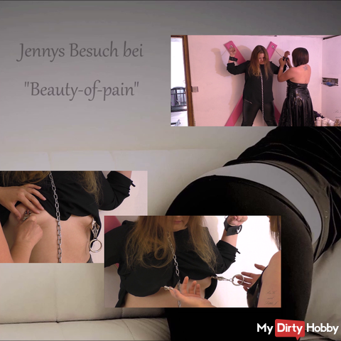 Jenny's visit to Beauty-of-pain Part 1