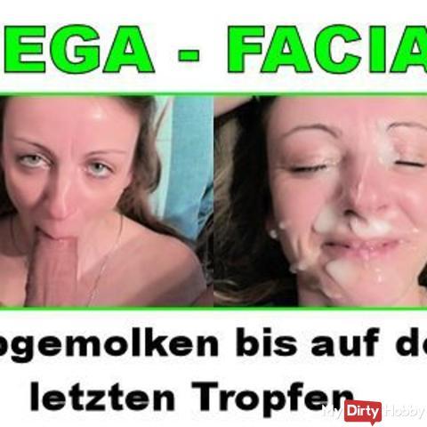 Mega-Facial I Abgemolken bis auf den letzten Tropfen