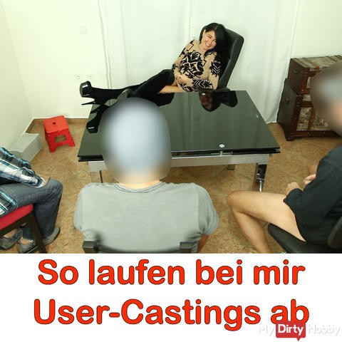 This is how user castings run out for me!