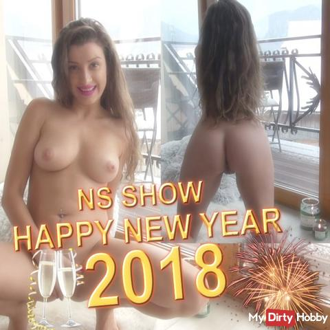 NS SHOW HAPPY NEW YEAR 2018 ..