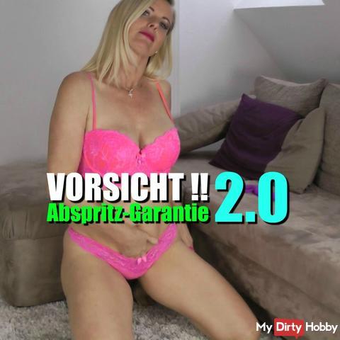 Attention!! Abspritz guarantee 2.0
