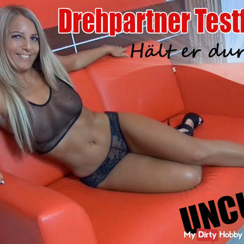 Drehpartner Testfick - Does he pass? (Uncut)