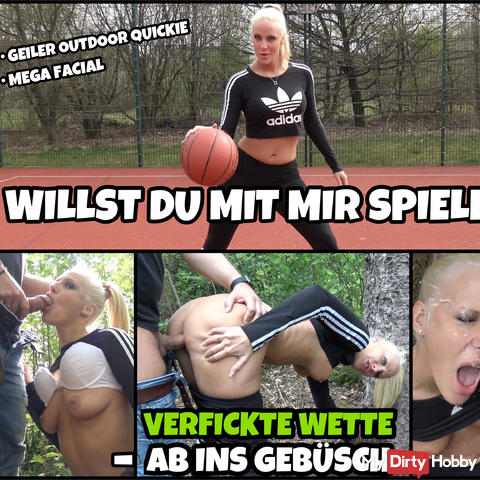FIT WITTEN Outdoor QUICKIE with Mega FACIAL