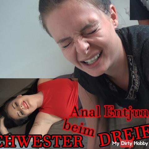 SISTER ANAL DISMANTLED DREIER !!!