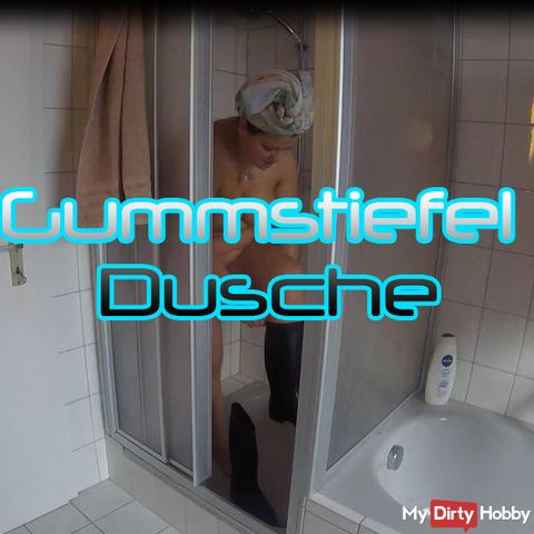 Hot Wellies waschtag