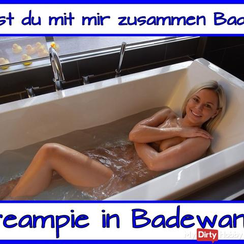Baise-moi dans le bain ...