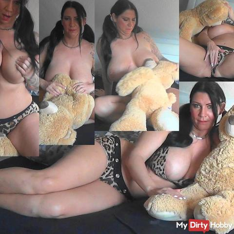 Me and your Teddy (user request)
