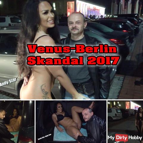 Venus Berlin scandal 2017