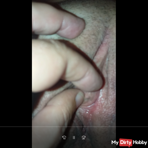 Fingered horny