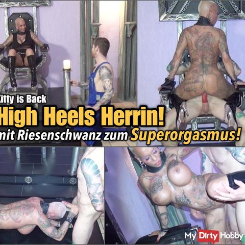 High Heels Mistress - The superorgasm!