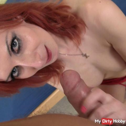 I like to blow big cocks