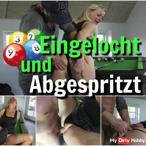 Eingelocht and Hosed