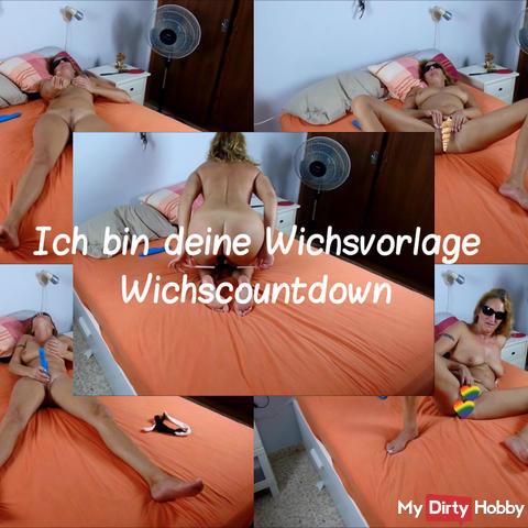 I'm your Wichsvorlage-Wichscountdown