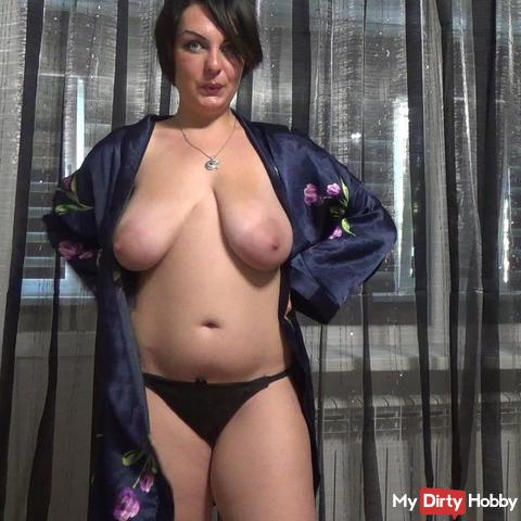 I know you are addict to my big tits!!!