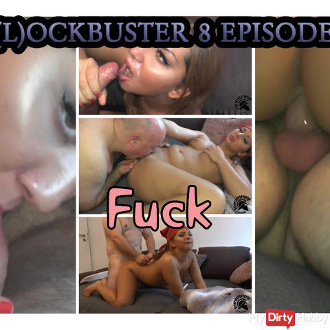 B(L)OCKBUSTER 8 EPISODE 3Beer Mug with the Fairy Tail Bell...(Susi-Bang Fuck)