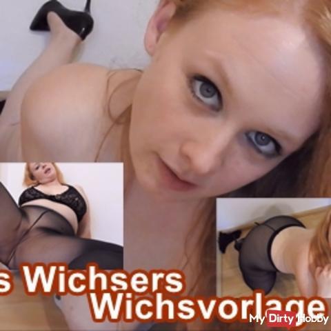 The wanker Wichsvorlage!