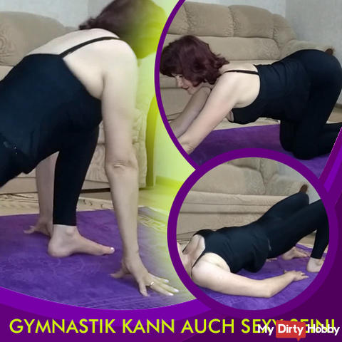 Gymnastics can also be sexy!