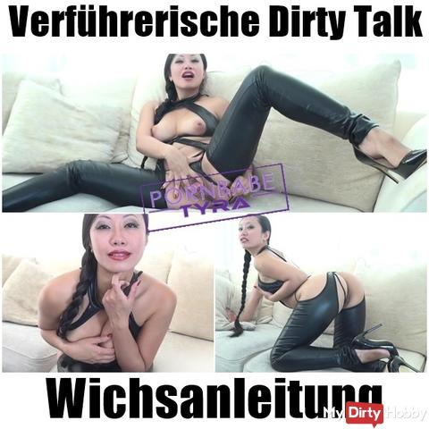 Seductive Dirty Talk Wichsanleitung