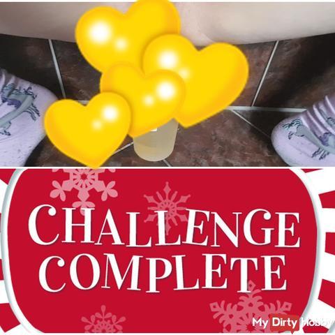 Messbecher Challenge | FINALE
