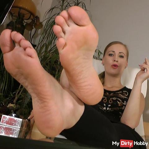 Feet in POV