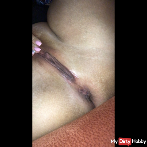 Cum in the pussy