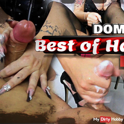 Best of DOMINA HANDJOB! Vol. 1 - 2018