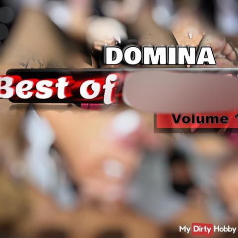 Best of DOMINA hand**b! Vol. 1 - 2018