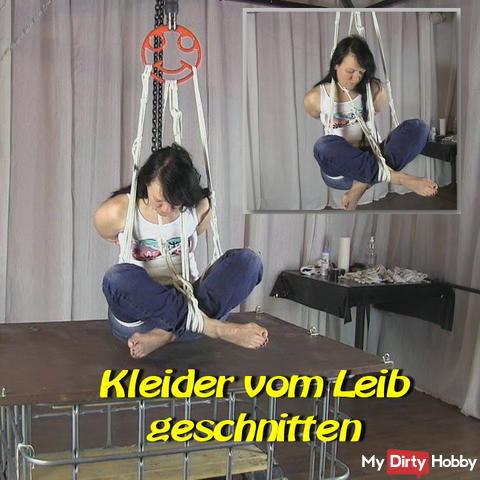 Suspension - clothes cut off 1