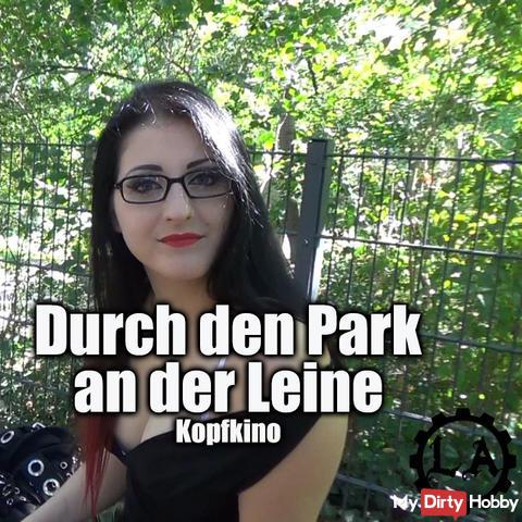 Durch den Park an der Leine - Kopfkino
