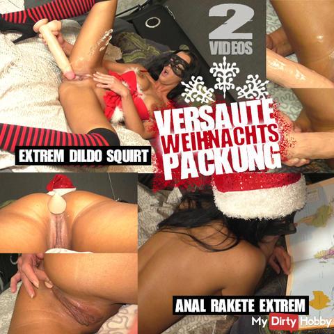 Kinky Christmas pack extreme