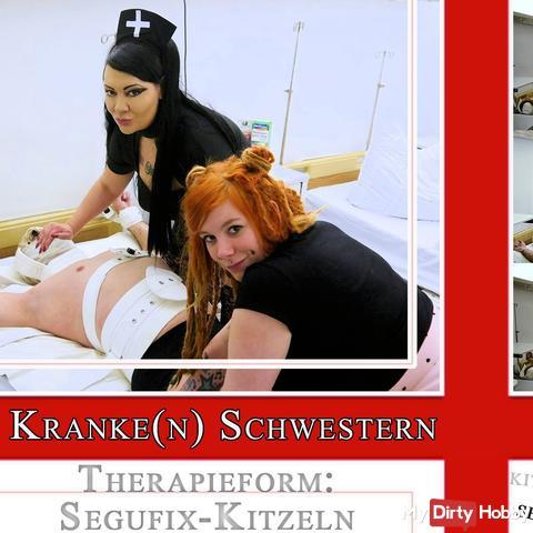Kranke Schwestern - Therapieform: SEGUFIX-KITZELN