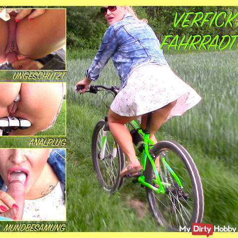 VERFICKTE FAHRRAD-TOUR!! Bin ich zu PERVERS??!