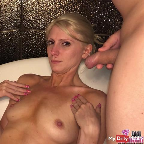 Piss on my first time