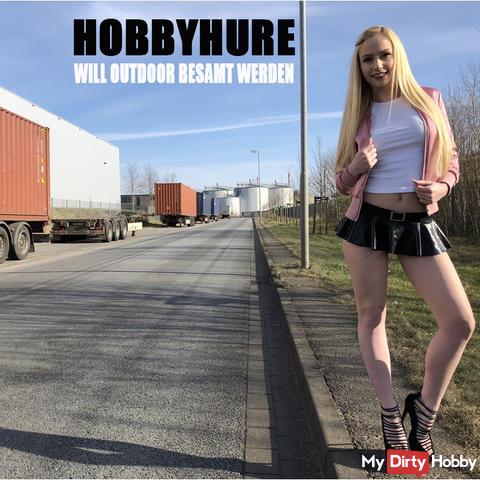 HOBBYhur* WILL OUTDOOR BESAMT WERDEN!