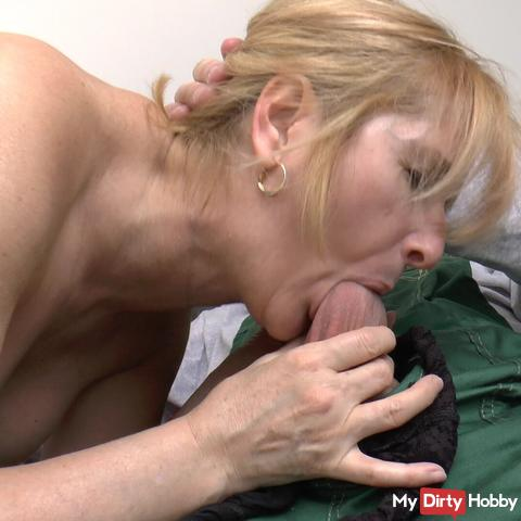 Milf spoils the bag