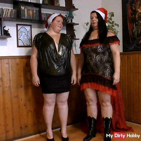 Weihnachtstürchen 7