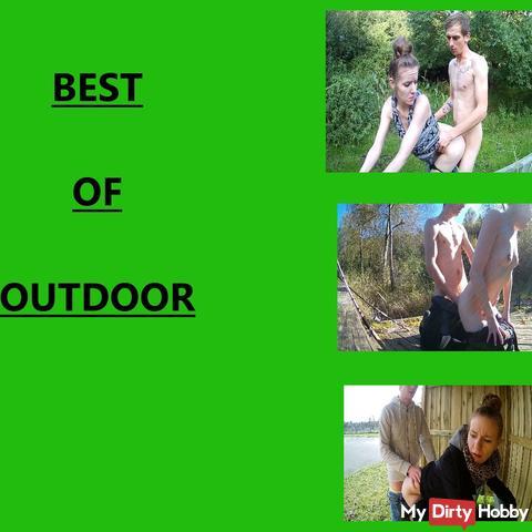 """BEST OF """" OUTDOOR """""""