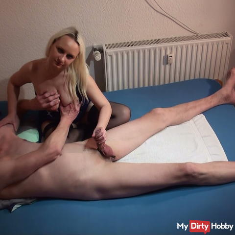 New love user met and seduced.