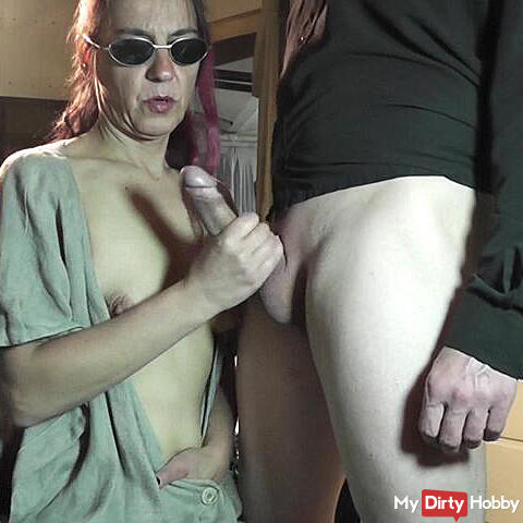 Lady Rittmeister - full length with creampie