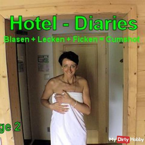 Hotel Diaries - Episode 2